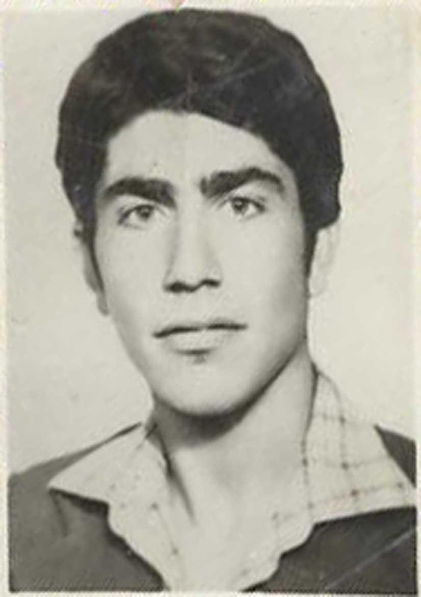 شهید علی محمودی